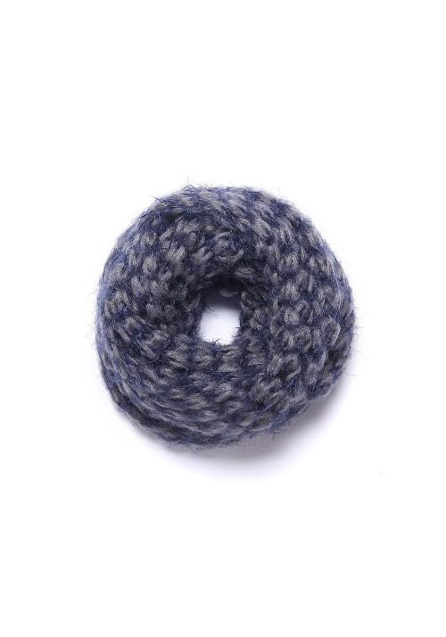 Snood femme tricoté