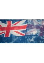 Foulard drapeau anglais bleu