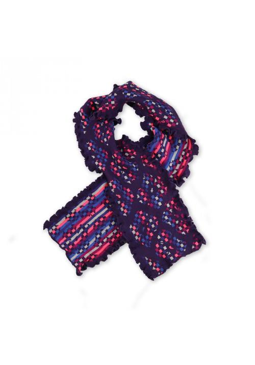Echarpe en laine enfant